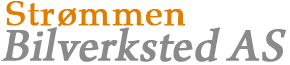Strømmen Bilverksted Logo